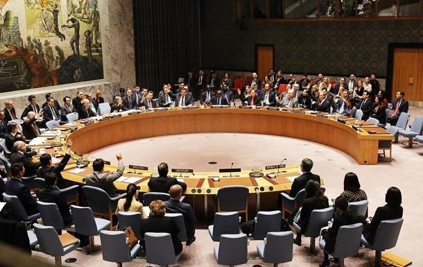 Росія заблокувала в Раді Безпеки ООН заявку США по Північній Кореї