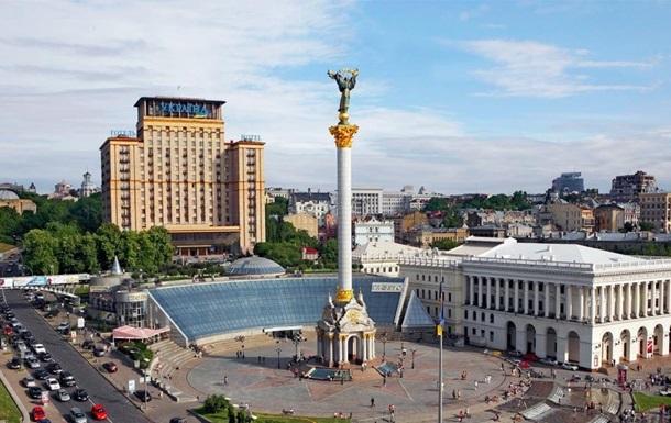 В Киеве  заминировали  Майдан Незалежности