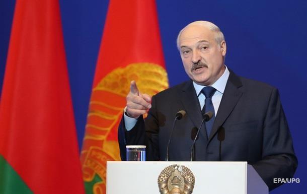 Лукашенко виступив із докором на адресу Росії