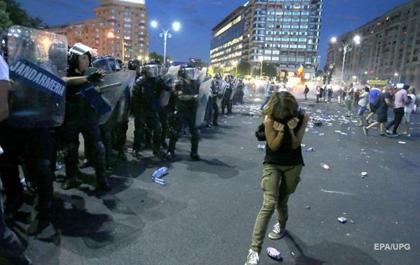 Протести в Румунії: постраждали майже 250 осіб