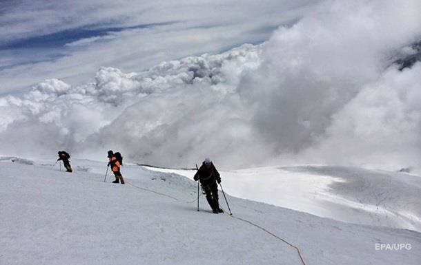 Альпініст з Австрії помер на горі Ельбрус