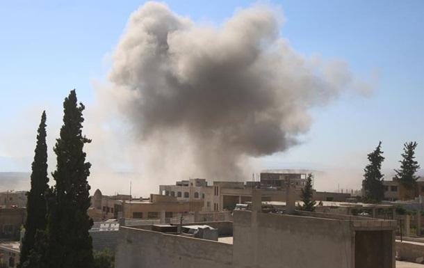 Взрыв насевере Сирии забрал жизни неменее 35 человек