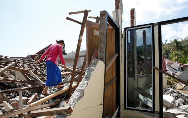 Землетрус в Індонезії: кількість жертв наближається до 400