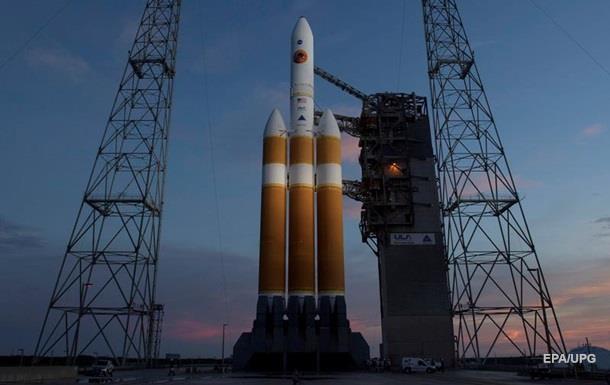 NASA перенесло запуск сонячного зонда Parker