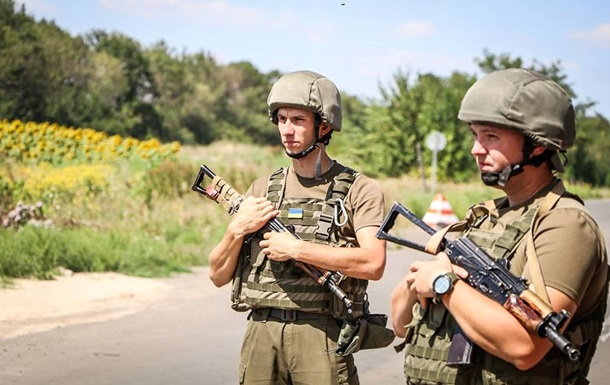 На Донбассе задержали троих подозреваемых в сотрудничестве с ДНР