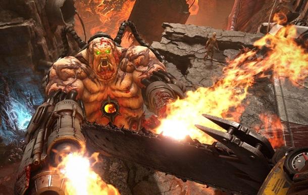 Пекло на Землі під рок. Вийшла гра Doom Eternal