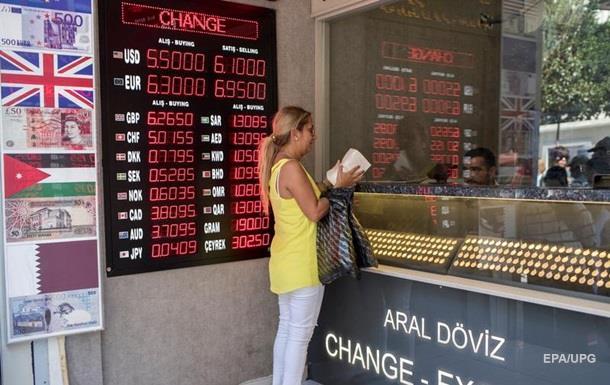 Ердоган закликав жителів Туреччини продати долари і євро