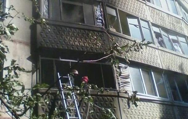 У Харкові стався вибух у багатоповерхівці