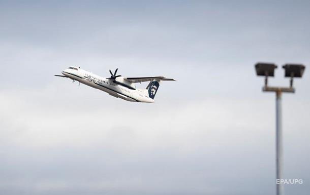 Викрадення літака в Сіетлі: опубліковано розмову