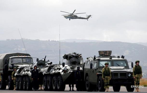 У Сирії атакували російську авіабазу