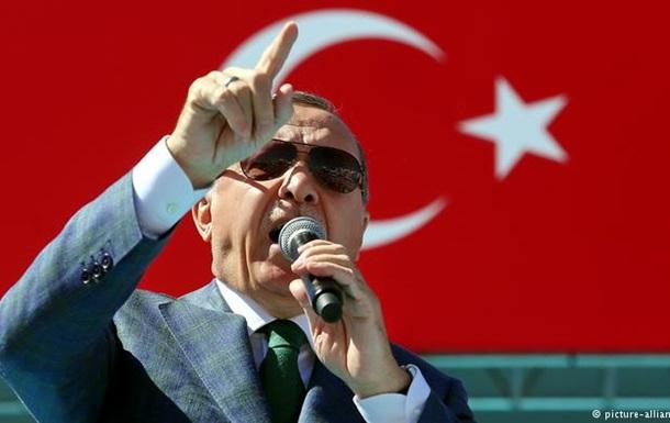 Ердоган: Туреччина готова перейти на розрахунок нацвалютою з Україною
