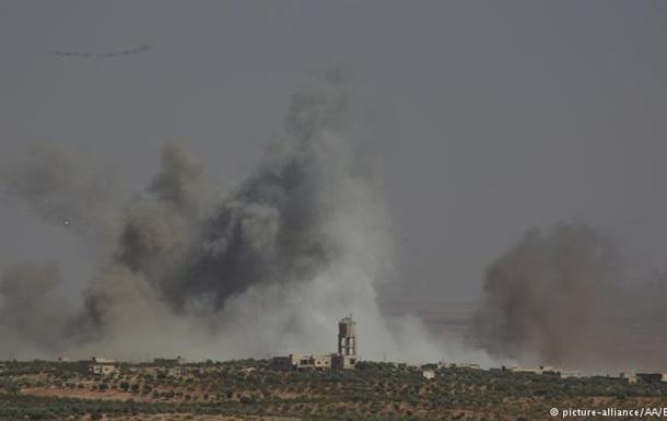Вибух на складі боєприпасів у Сирії: загинули 39 цивільних