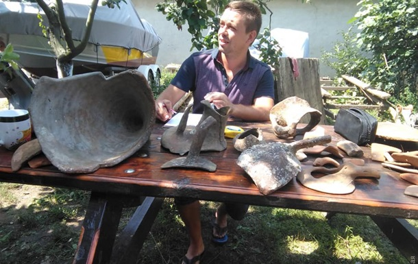 В Одеській області знайшли стародавні амфори