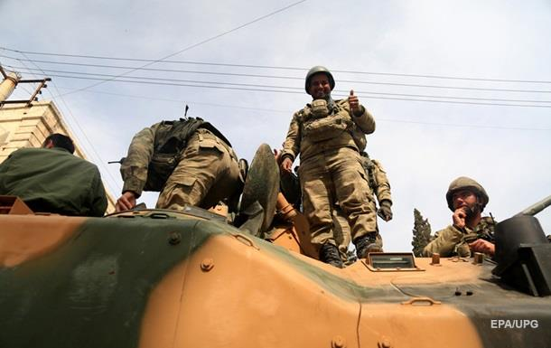 Туреччина готує нову військову операцію в Сирії