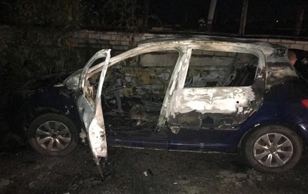 Поліція знайшла авто грабіжників ювелірного магазину в Києві