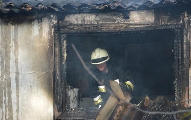 Під час пожежі в Дніпрі загинули двоє людей