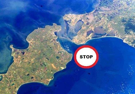 Как унять бурю в Азовском море?