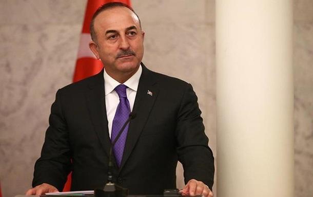 В Турции заявили о продолжении курса на вступление в ЕС