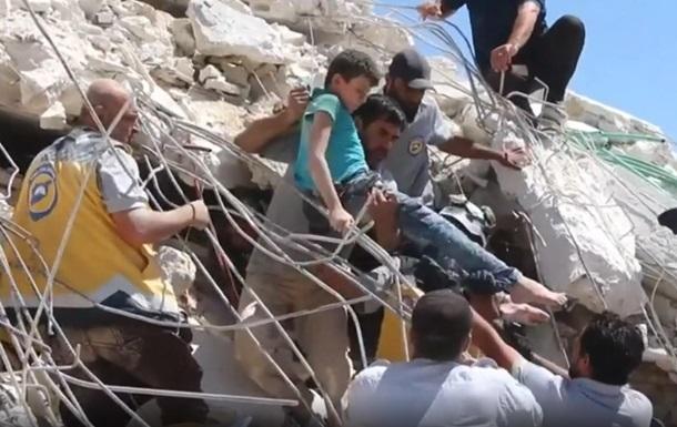 Кількість жертв вибуху на складі зброї в Сирії зросла удвічі