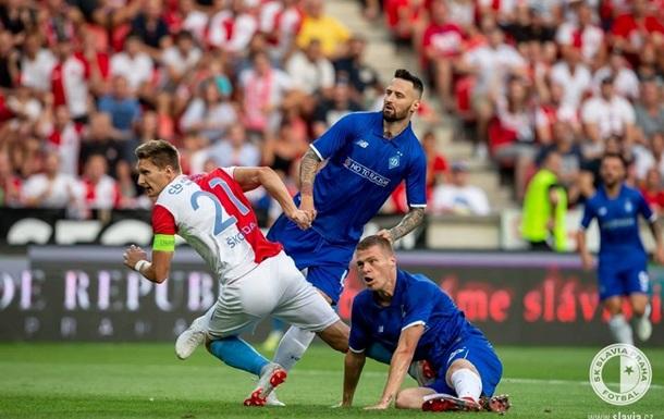 Матч Динамо Київ - Славія Прага дивитися онлайн на Korrespondent.net