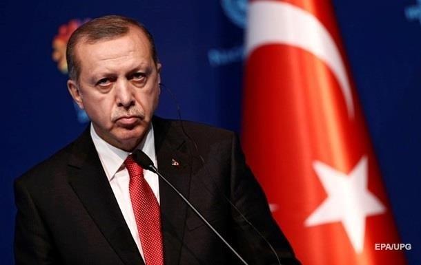 США намагаються завдати Туреччині удару в спину - Ердоган