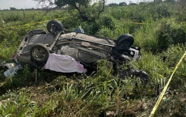 ДТП в Мексике: погибли семь человек