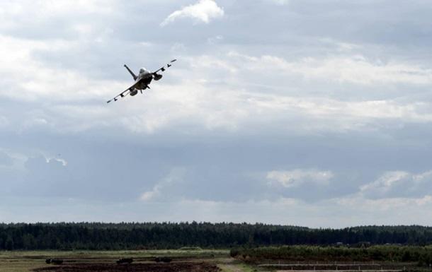 У Литві будують авіаполігон за стандартами НАТО біля кордону з РФ
