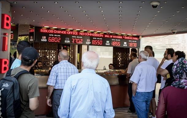 Впервые за неделю. Рубль и лира остановили падение