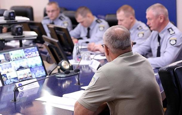 Полиция перейдет на усиленный режим работы с 22 августа