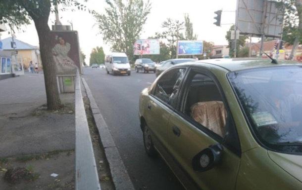У Миколаєві свідки ДТП влаштували самосуд над водієм
