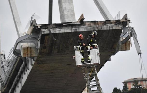 Компанію-оператора моста в Генуї можуть оштрафувати на 150 млн євро