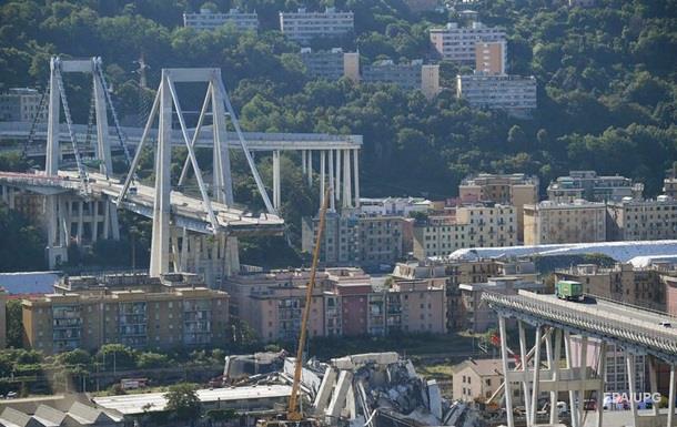 Обвалення моста в Генуї: постраждали два українці