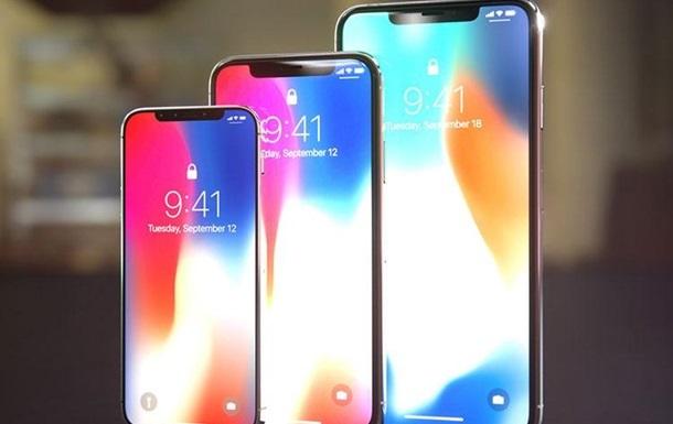 Цены на новый iPhone 9 и iPhone X Plus