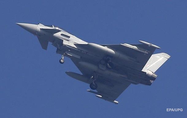 ВПС Британії перехопили над Чорним морем російські бомбардувальники