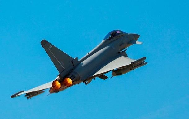 Росія заперечує перехоплення бомбардувальників над Чорним морем