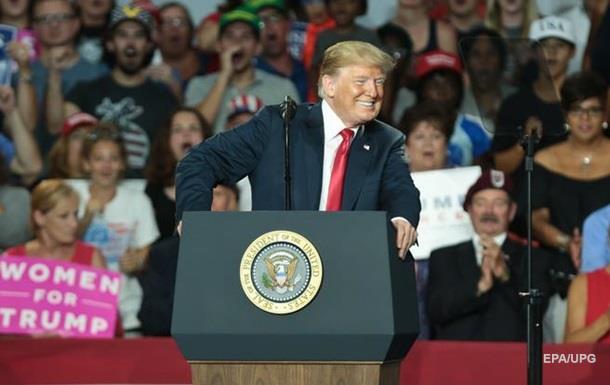 Трамп: Пошлины насталь спасут металлургию США