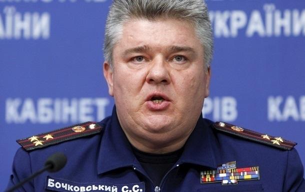 Екс-главу ДСНС Бочковського не пустили на роботу