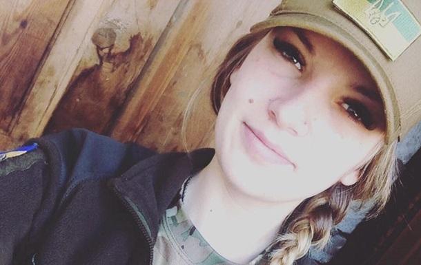На Донбассе тяжело ранили девушку-морпеха