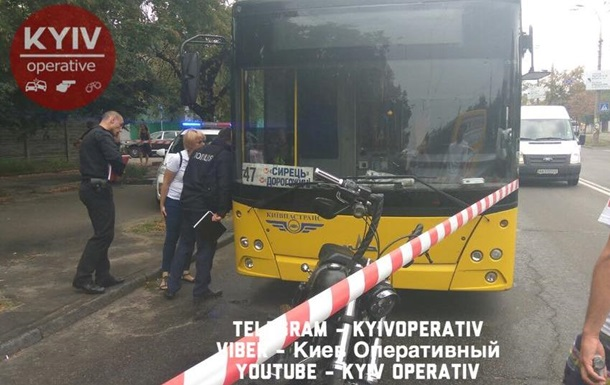 В Киеве конфликт на дороге перерос в стрельбу