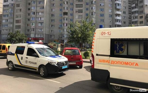 У Луцьку посеред вулиці помер чоловік