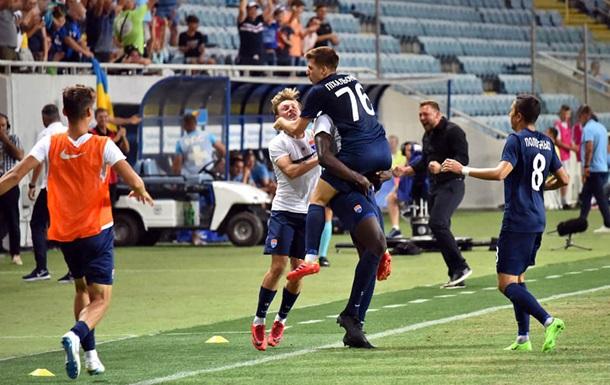 Матч-відповідь Бордо-Маріуполь дивитися онлайн на Korrespondent.net
