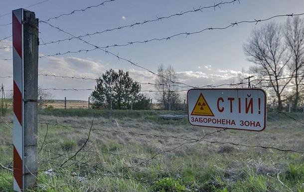 В Чернобыльской зоне заблудились белорусы