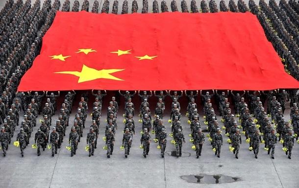 Китайці тренуються завдавати удари по США - Пентагон
