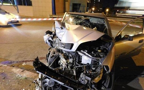 ДТП з таксі в Києві: водій був під дією наркотиків