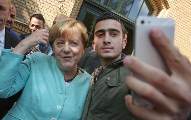 Не мають потрапити у ФРН. Меркель проти мігрантів