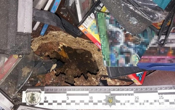 Под Запорожьем бывший боец АТО бросил гранату в своего брата
