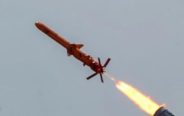 В Одеській області випробували нову українську крилату ракету