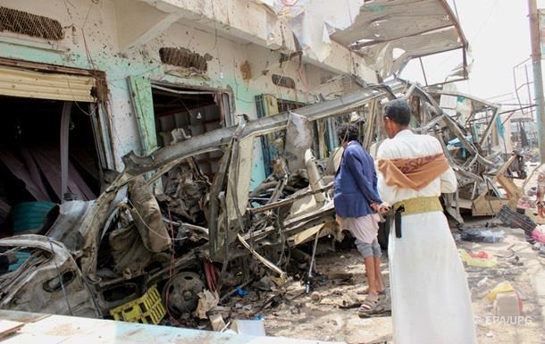 Автобус з дітьми в Ємені атакували за допомогою американської бомби - CNN