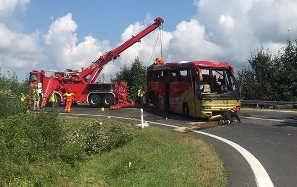 Смертельна ДТП у Польщі: водія українського автобуса затримали