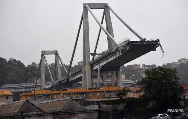 У Генуї знайшли ще одного загиблого під уламками моста
